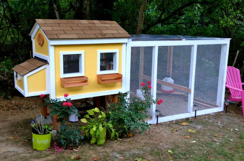 Best ideas about DIY Chicken Coops . Save or Pin 57 DIY Chicken Coop Plans in Easy to Build Tutorials 100 Now.