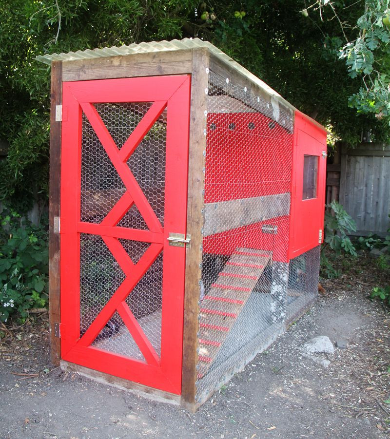 Best ideas about DIY Chicken Coops . Save or Pin 12 Homemade Chicken Coop Build a Custom Version For Happy Now.