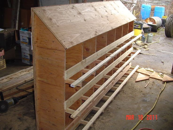 Best ideas about DIY Chicken Nest Boxes . Save or Pin DIY Chicken Nesting Boxes Plans Now.