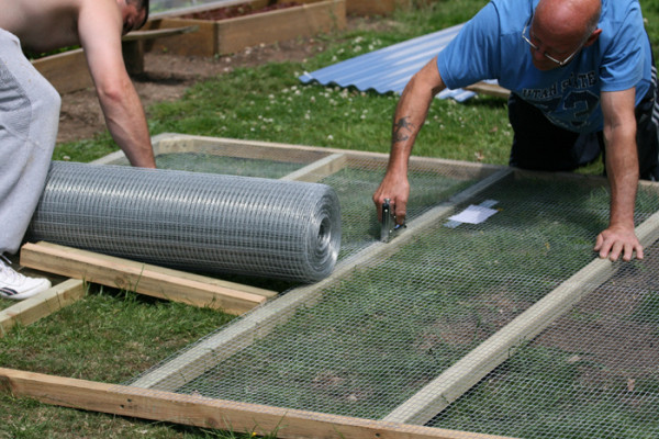 Best ideas about DIY Chicken Run . Save or Pin Aviary chicken run made from reclaimed wood cambridge Now.
