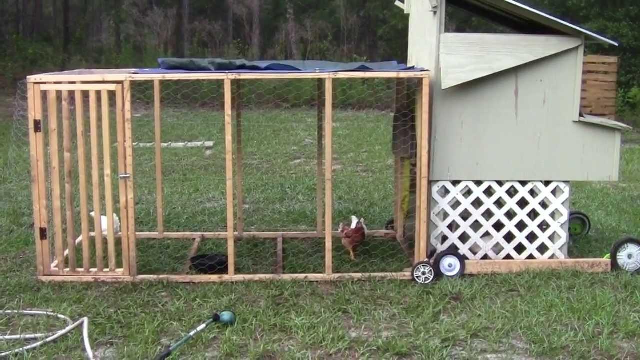Best ideas about DIY Chicken Run . Save or Pin Homemade Chicken Run and Salvaged Coop Update Now.