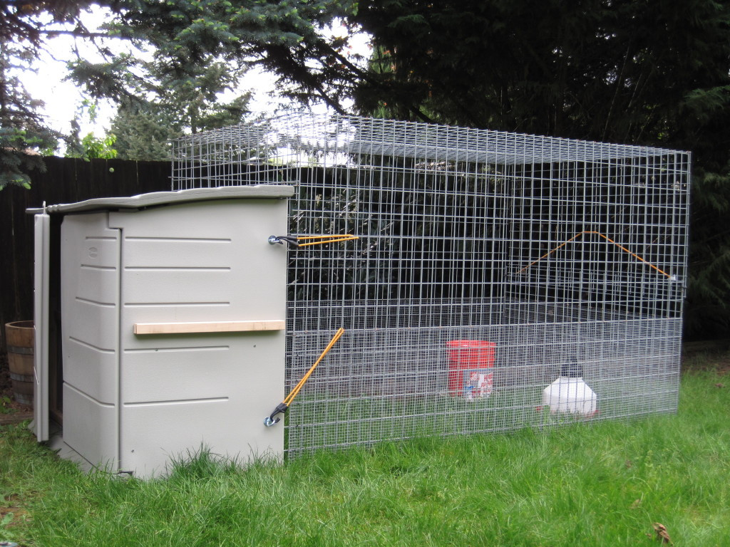 Best ideas about DIY Chicken Run . Save or Pin 12 Homemade Chicken Coop Build a Custom Version For Happy Now.