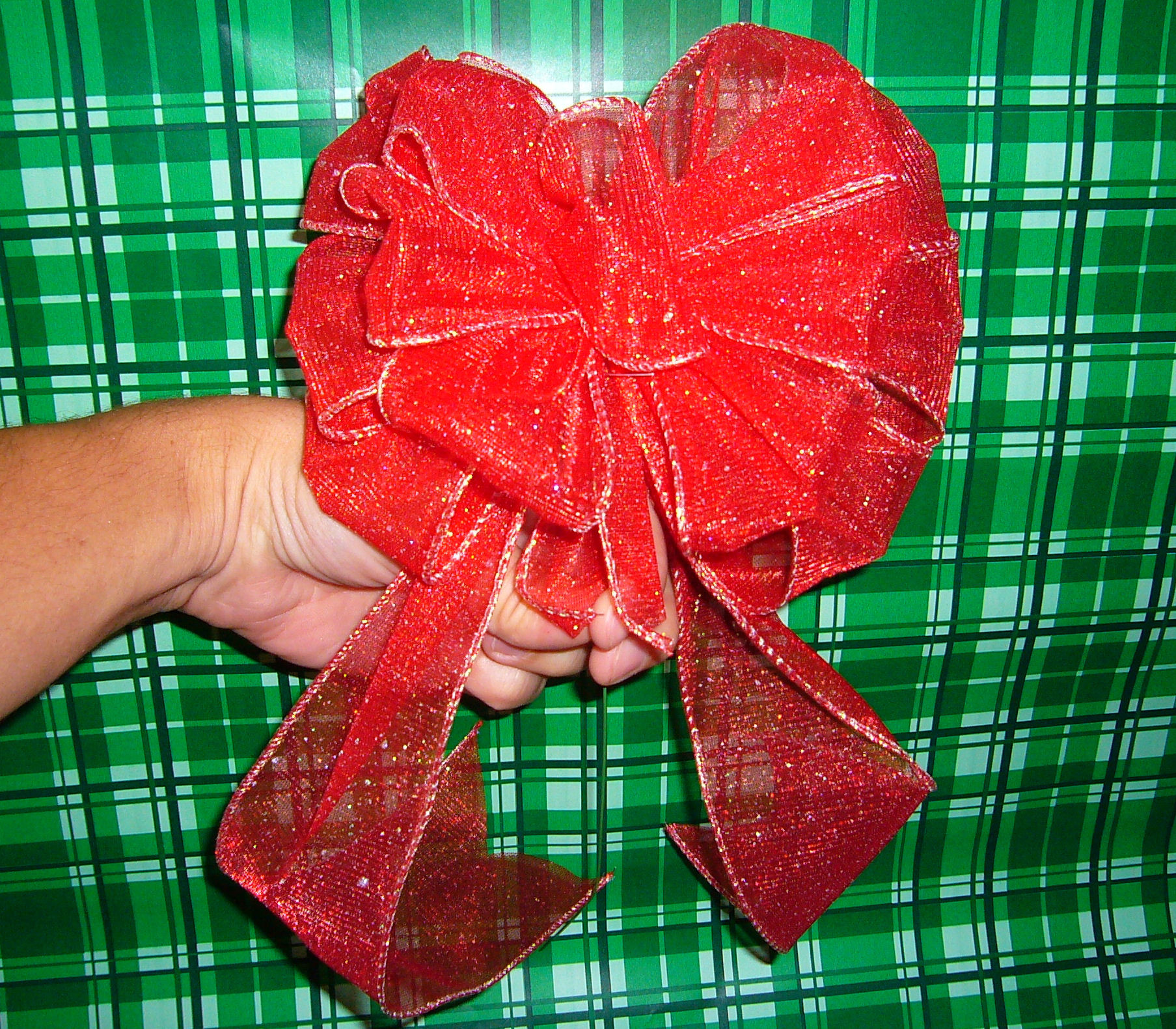 Best ideas about DIY Christmas Bow . Save or Pin DIY bows Now.