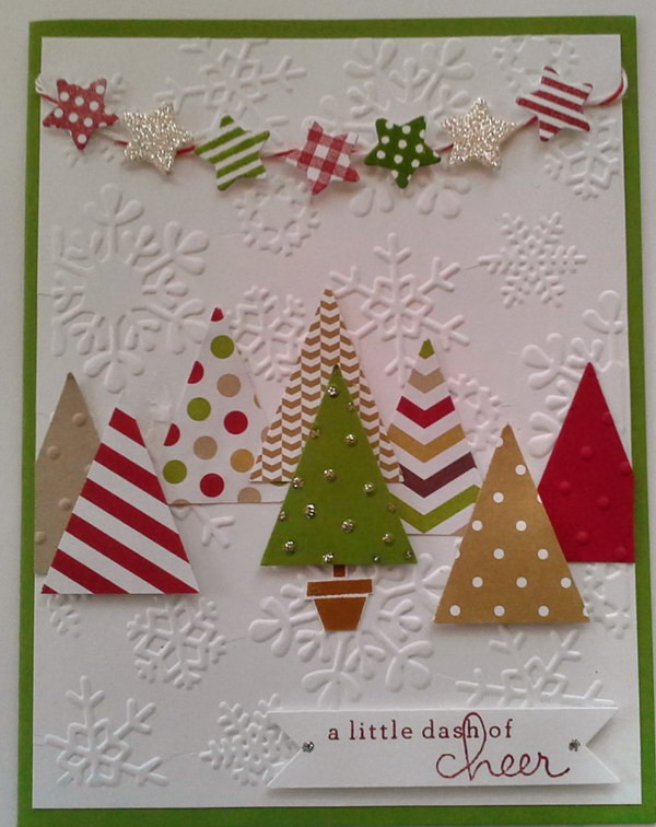 Best ideas about DIY Christmas Cards . Save or Pin 25 DIY Christmas Cards Ideas & Tutorials Now.