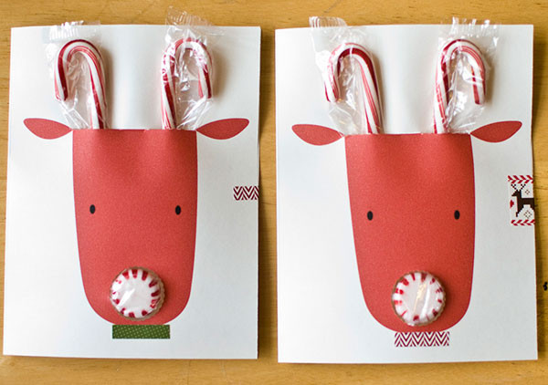 Best ideas about DIY Christmas Cards . Save or Pin 50 Beautiful Diy & Homemade Christmas Card Ideas For 2013 Now.