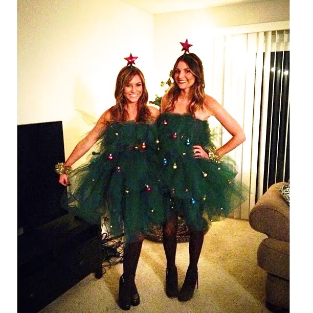 Best ideas about DIY Christmas Costumes . Save or Pin DIY Christmas Tree Costume Sloppy Elegance Now.