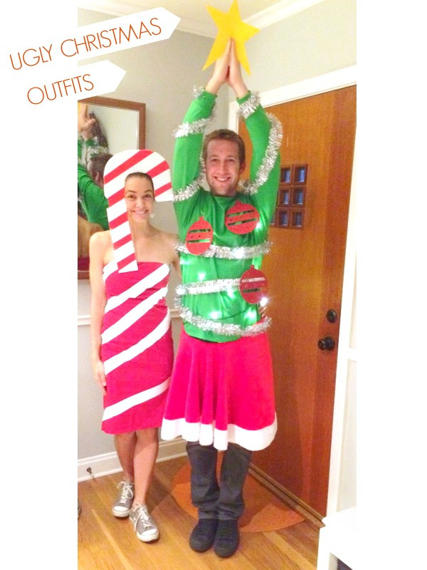 Best ideas about DIY Christmas Costumes . Save or Pin 32 DIY Ugly Christmas Sweaters C R A F T Now.