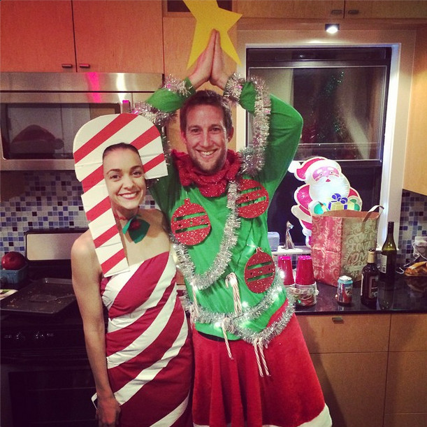 Best ideas about DIY Christmas Costumes . Save or Pin Creative Christmas Outfits C R A F T Now.