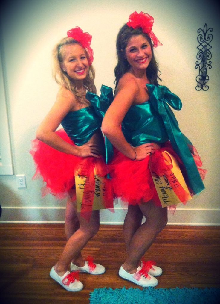 Best ideas about DIY Christmas Costumes . Save or Pin DIY Christmas present costumes Now.