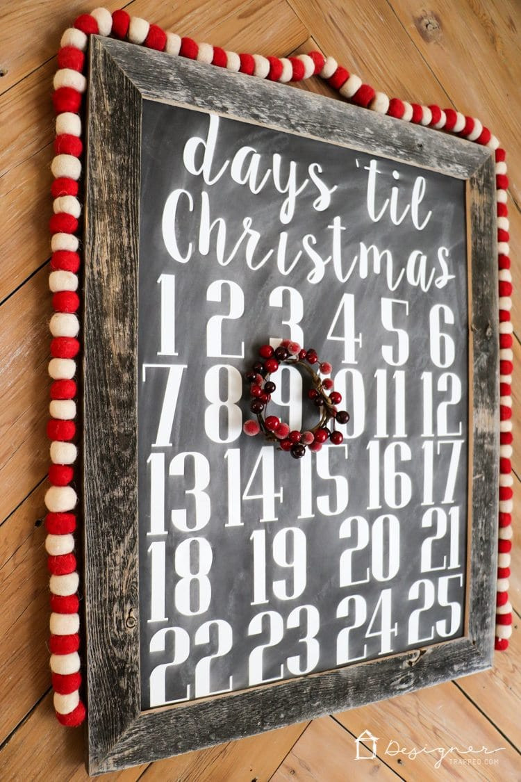 Best ideas about DIY Christmas Countdown . Save or Pin DIY Christmas Room Decor Ideas Now.