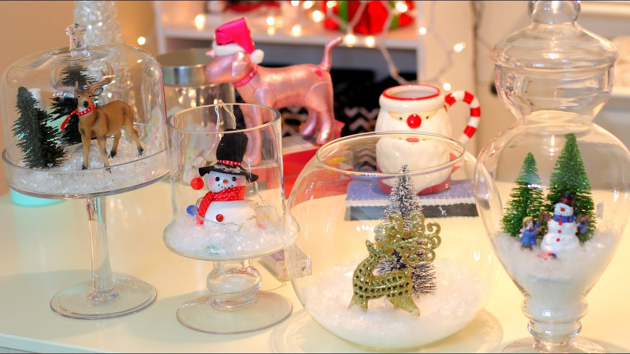 Best ideas about DIY Christmas Decor . Save or Pin DIY Christmas Room Decor Christmas Jars Now.