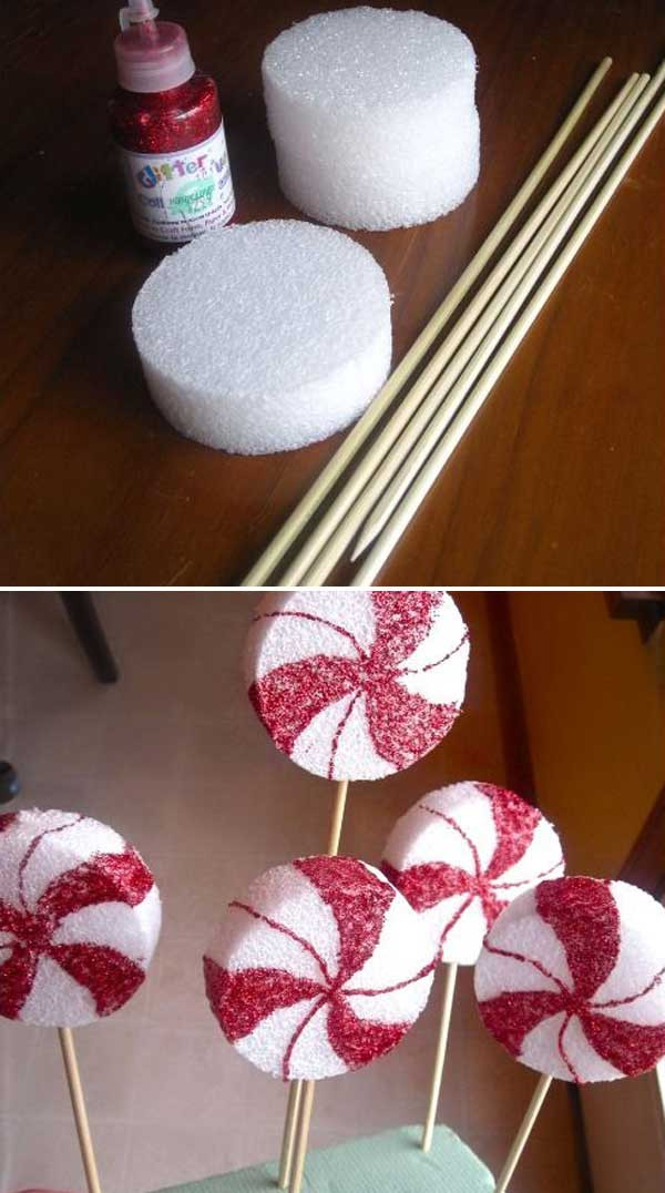 Best ideas about DIY Christmas Decor . Save or Pin 35 Creative DIY Christmas Decorations You Can Make In Now.