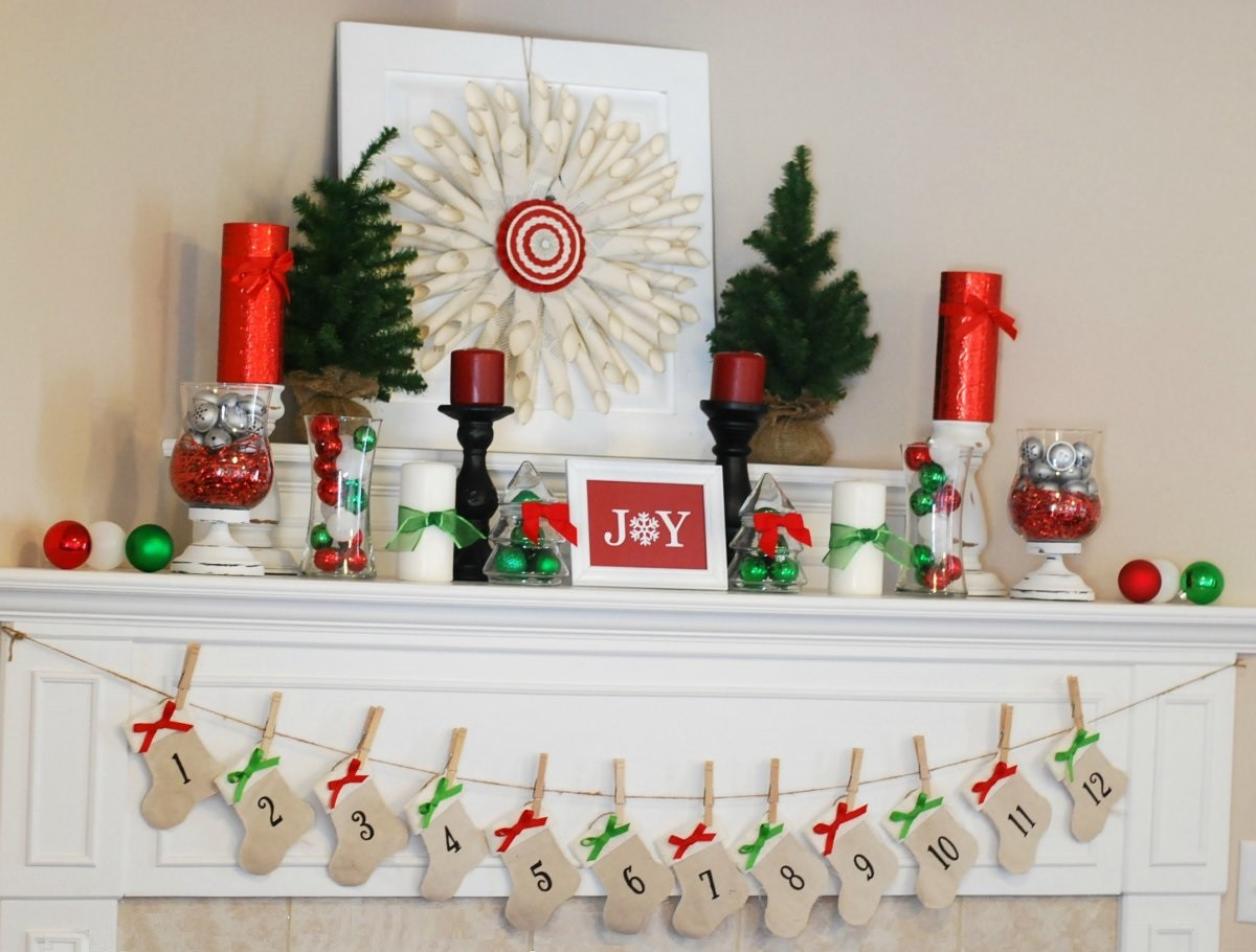 Best ideas about DIY Christmas Decor Ideas . Save or Pin 40 Outstanding DIY Christmas Decoration Ideas Interior Vogue Now.
