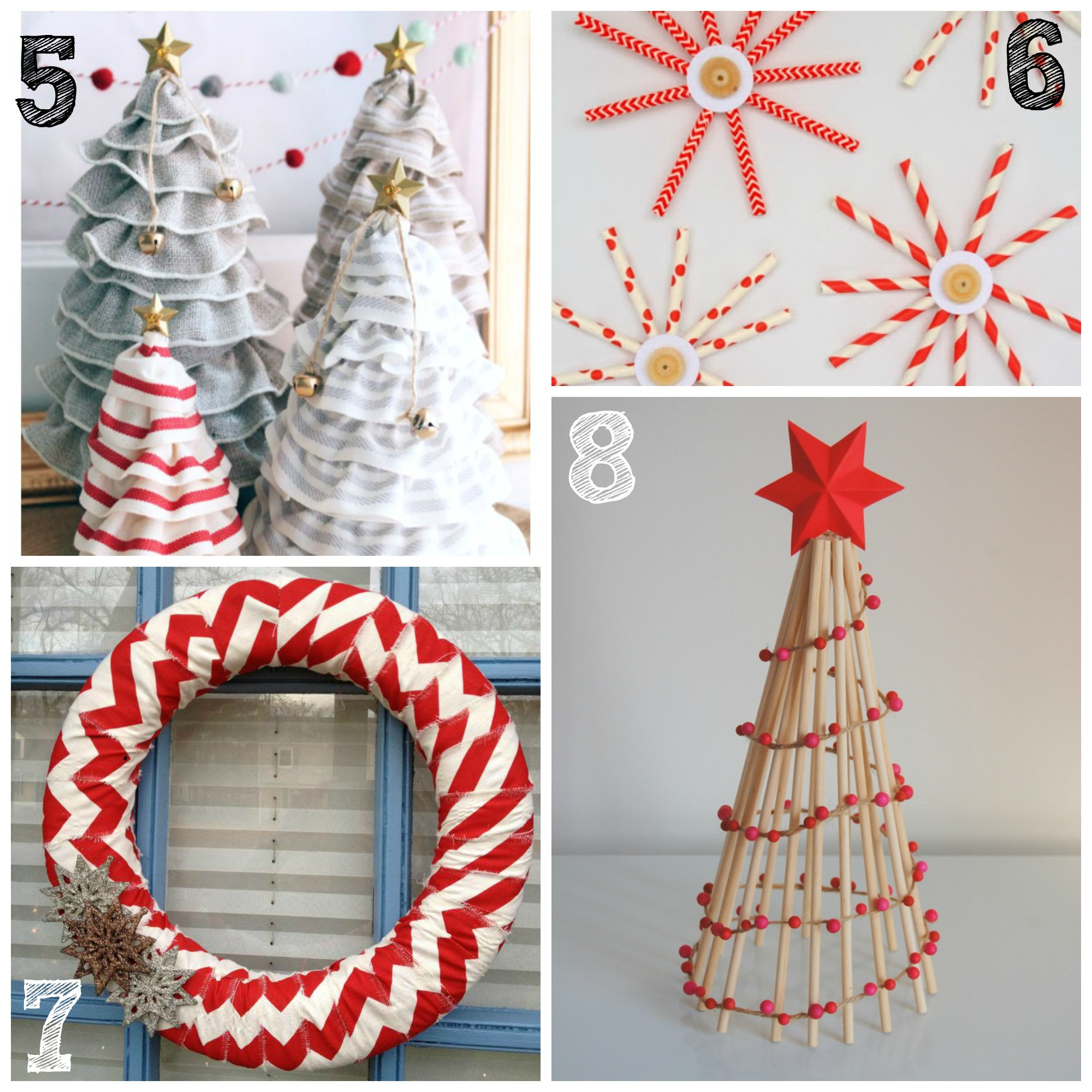 Best ideas about DIY Christmas Decor Ideas . Save or Pin CANT TAKE UR EYES OF THE BEAUTIFUL HANDMADE CHRISTMAS Now.