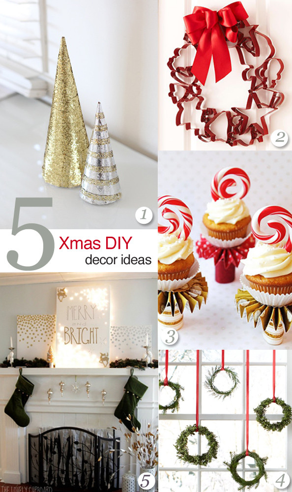 Best ideas about DIY Christmas Decor Ideas . Save or Pin CrashingRED DIY Archives CrashingRED Now.