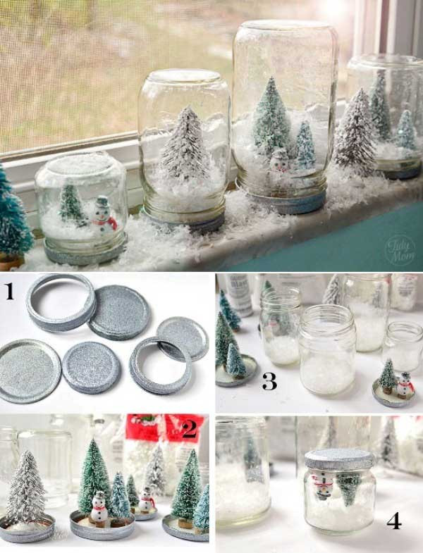 Best ideas about DIY Christmas Decor . Save or Pin 25 Bud Friendly DIY Christmas Decorations Now.