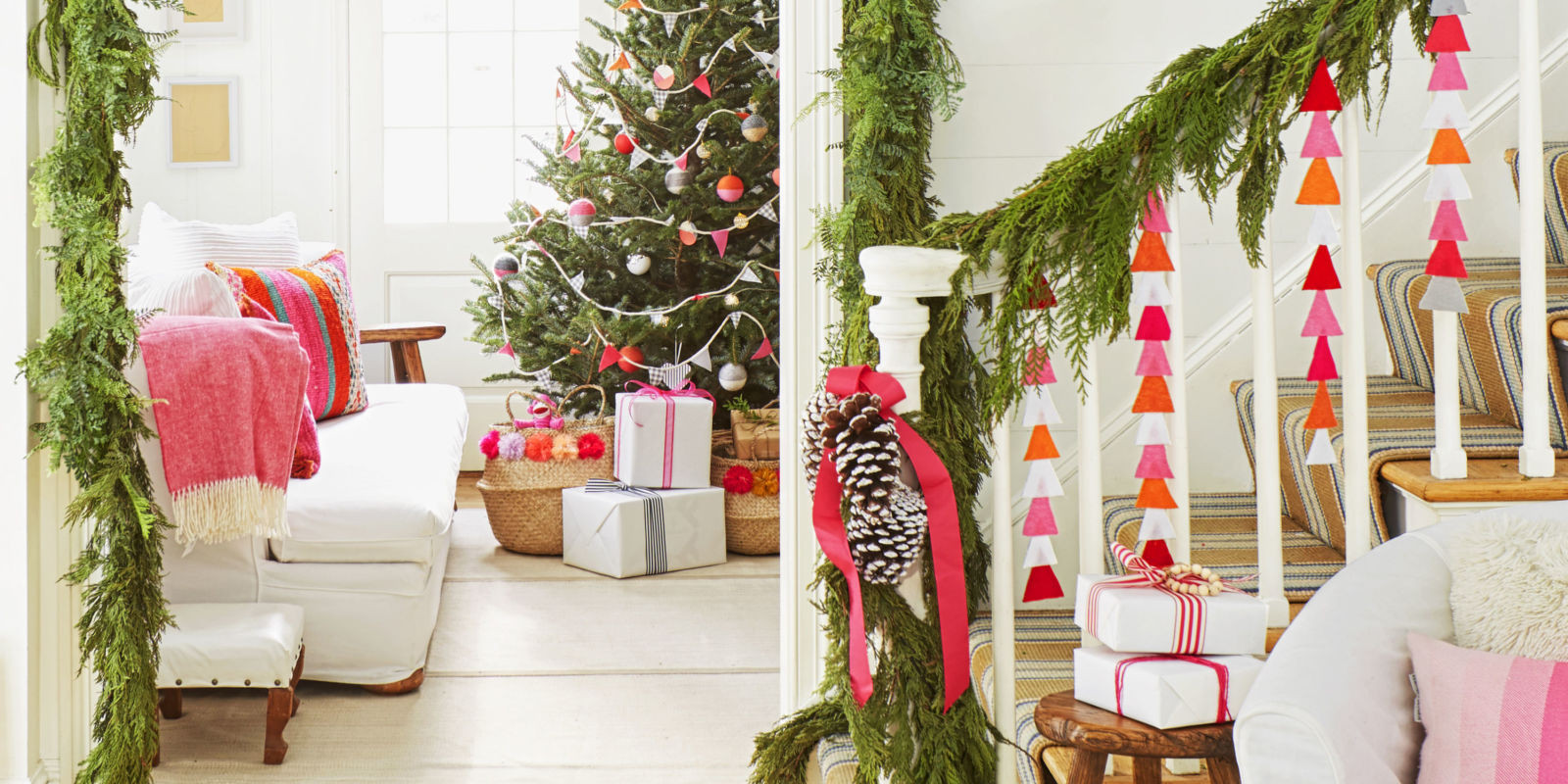 Best ideas about DIY Christmas Decor . Save or Pin 80 DIY Christmas Decorations Easy Christmas Decorating Ideas Now.