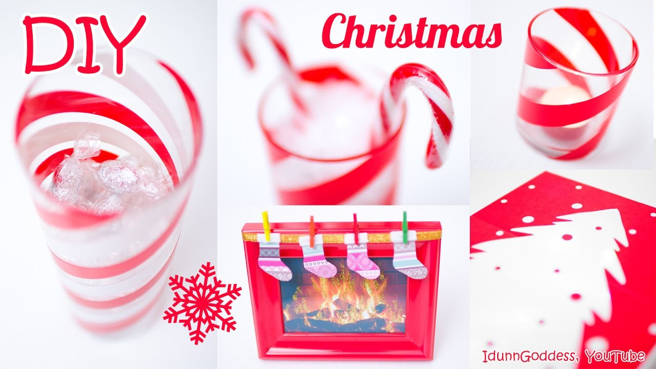 Best ideas about DIY Christmas Decorations For Your Room . Save or Pin DIY Christmas Decorations – Do It Yourself Holiday Room Now.