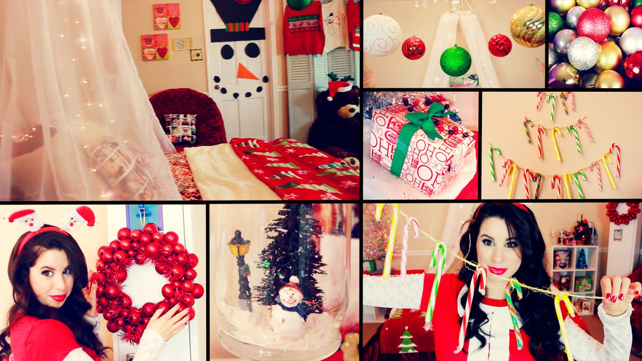 Best ideas about DIY Christmas Decorations For Your Room . Save or Pin DIY Cute Christmas Room Decor and Organization Now.