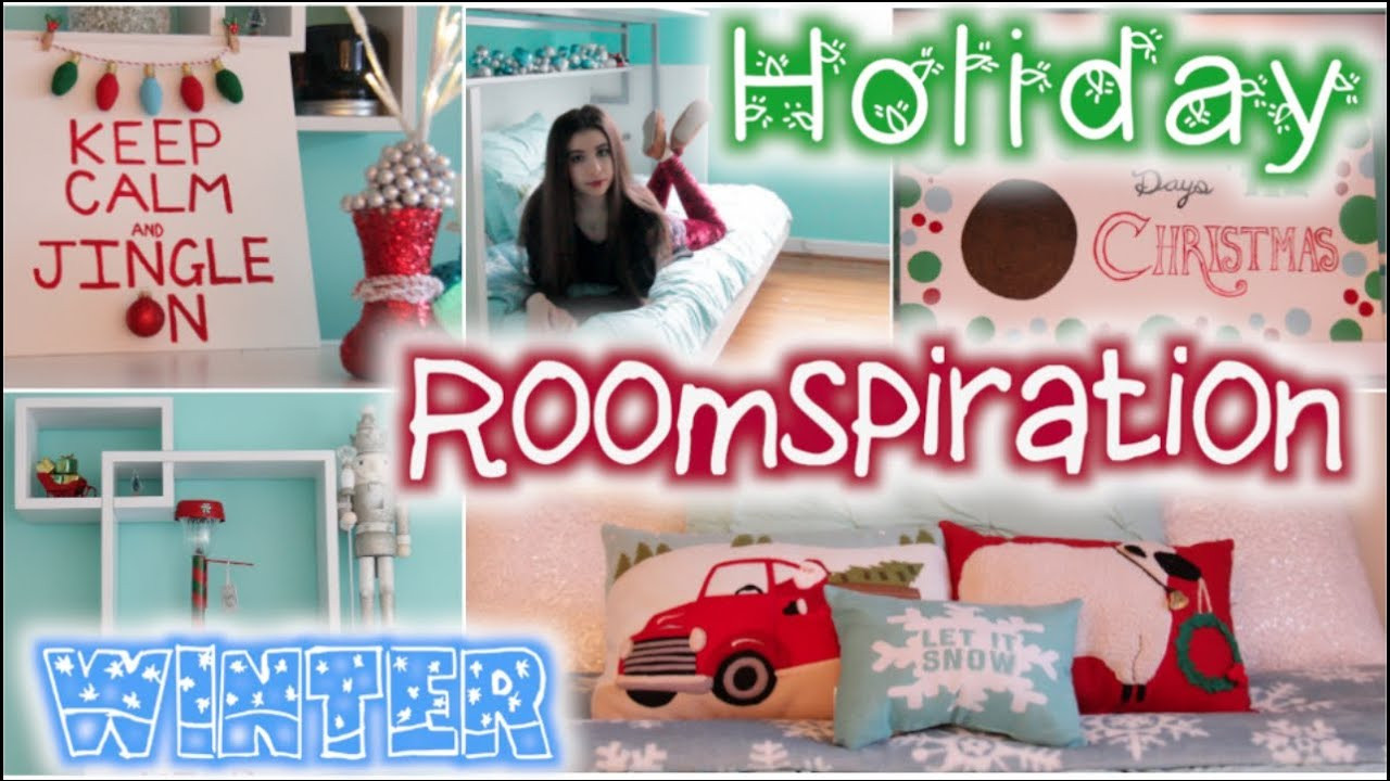 Best ideas about DIY Christmas Decorations For Your Room . Save or Pin Roomspiration 6 Easy DIY s Decorating My Room for Now.