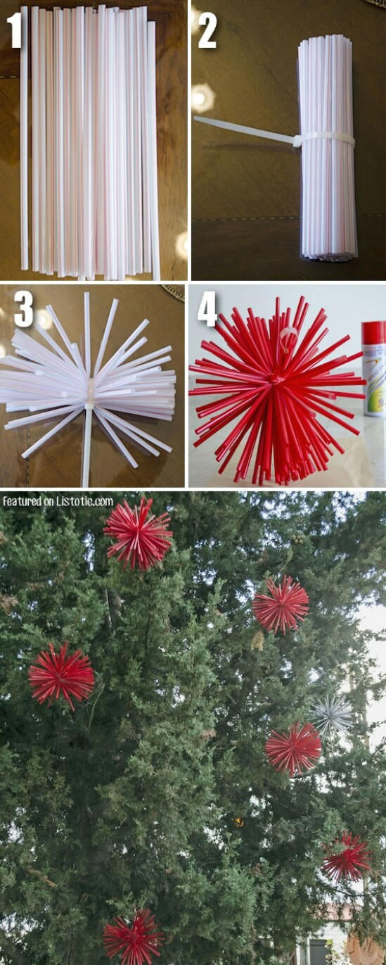 Best ideas about DIY Christmas Decorations Outdoors . Save or Pin 20 Impossibly Creative DIY Outdoor Christmas Decorations Now.