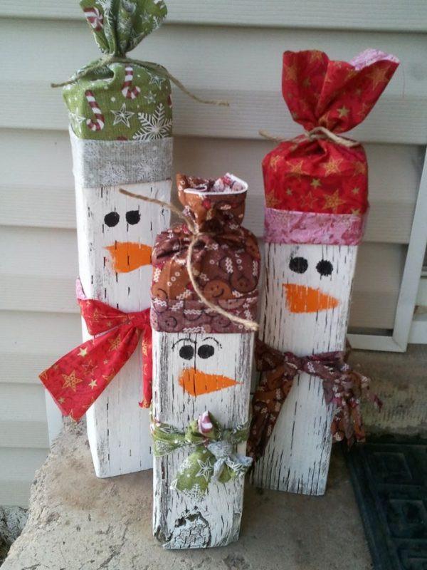Best ideas about DIY Christmas Decorations Outdoors . Save or Pin Diy Christmas outdoor decorations ideas Little Piece Me Now.
