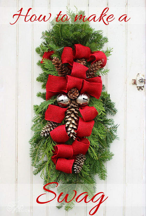 Best ideas about DIY Christmas Door Decoration . Save or Pin 20 Creative DIY Christmas Door Decoration Ideas Noted List Now.