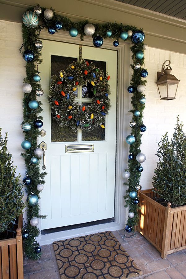 Best ideas about DIY Christmas Door Decoration . Save or Pin 110 best DIY Christmas Door Decorating Ideas images on Now.