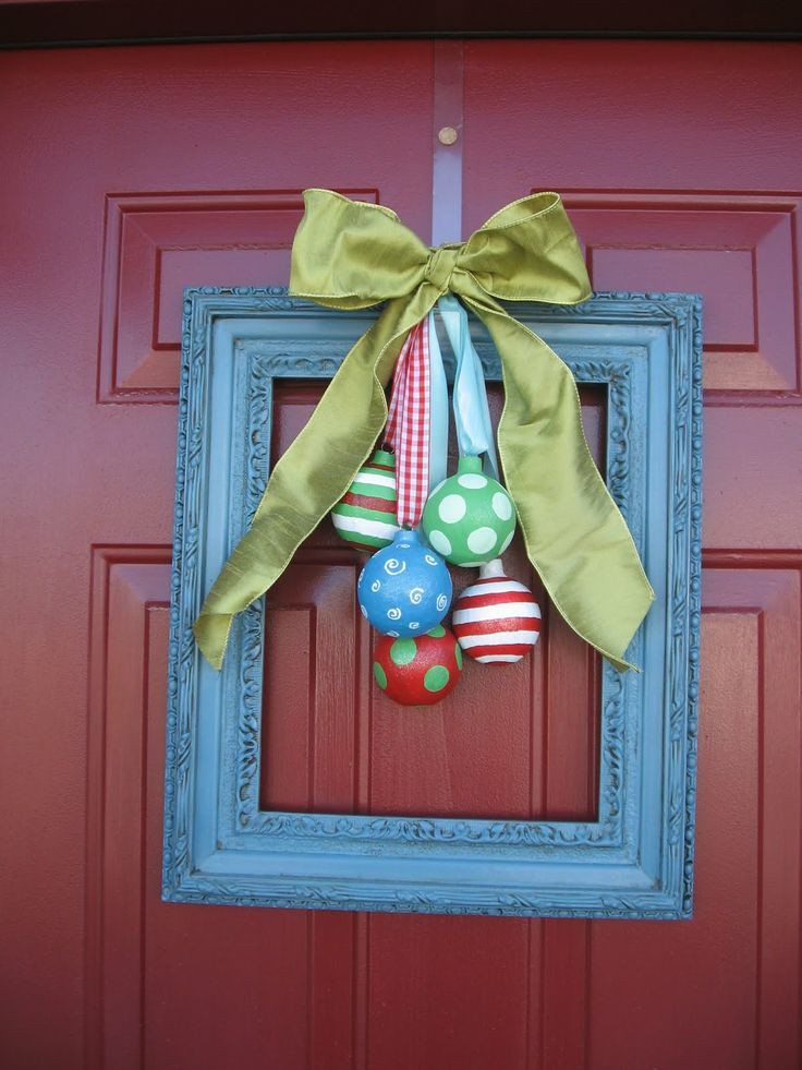 Best ideas about DIY Christmas Door Decoration . Save or Pin 38 Stunning Christmas Front Door Décor Ideas Now.