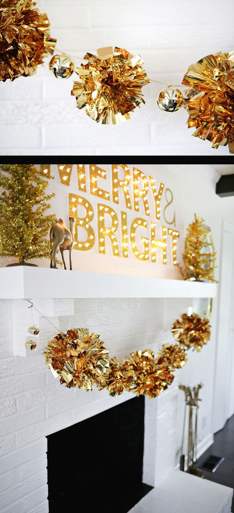 Best ideas about DIY Christmas Garland Ideas . Save or Pin 50 Best DIY Christmas Garland Decorating Ideas for 2017 Now.