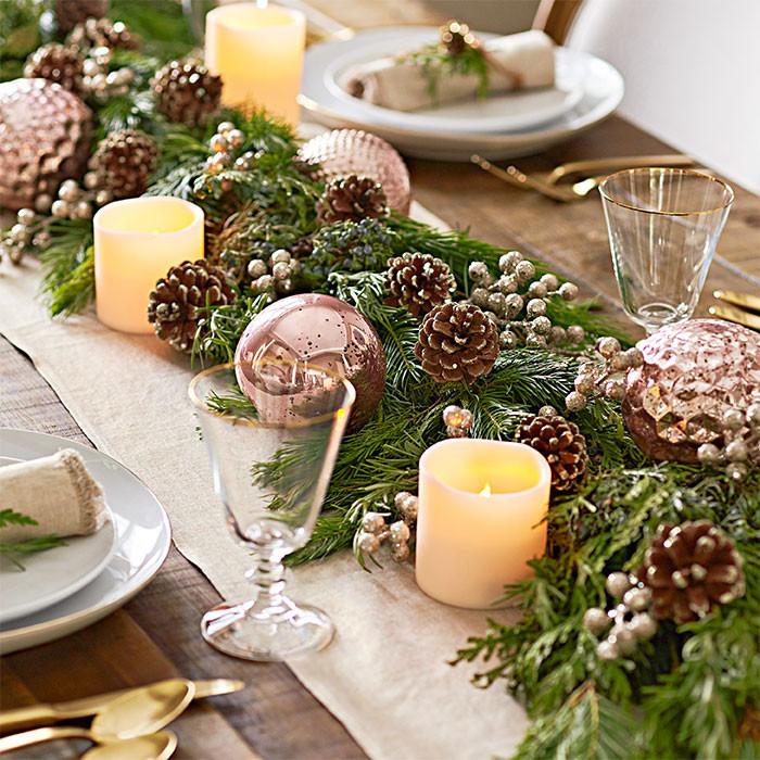 Best ideas about DIY Christmas Garland Ideas . Save or Pin DIY Christmas Garland Ideas Now.