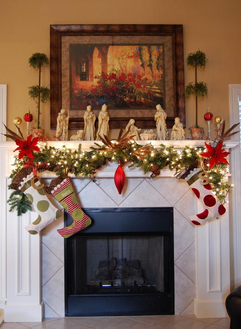 Best ideas about DIY Christmas Garland Ideas . Save or Pin Quiet Corner DIY Christmas Garland Tutorials And Ideas Now.
