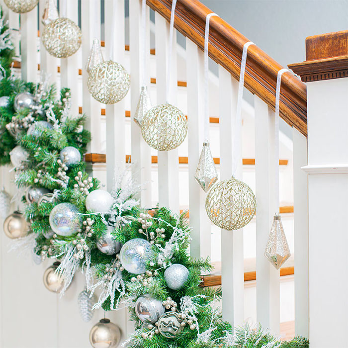 Best ideas about DIY Christmas Garlands . Save or Pin DIY Christmas Garland Ideas Now.