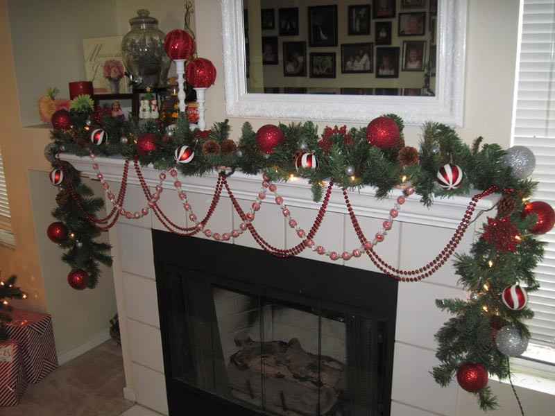 Best ideas about DIY Christmas Garlands . Save or Pin DIY Christmas Garland Tutorials And Ideas Quiet Corner Now.