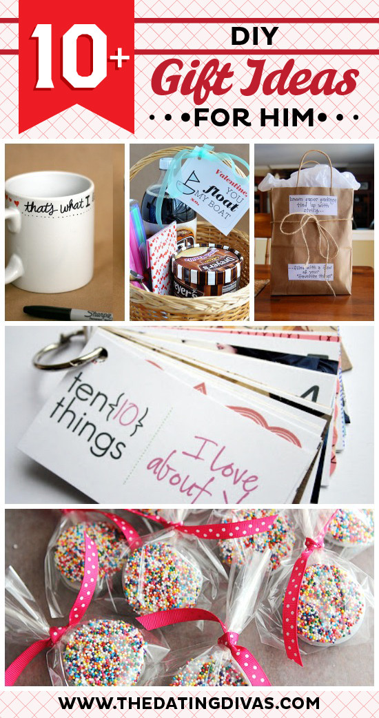 Best ideas about DIY Christmas Gift For Husband . Save or Pin 50 Just Because Gift Ideas For Him Now.