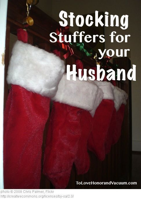 Best ideas about DIY Christmas Gift For Husband . Save or Pin 34 unique STOCKING STUFFER ideas for your husband Now.