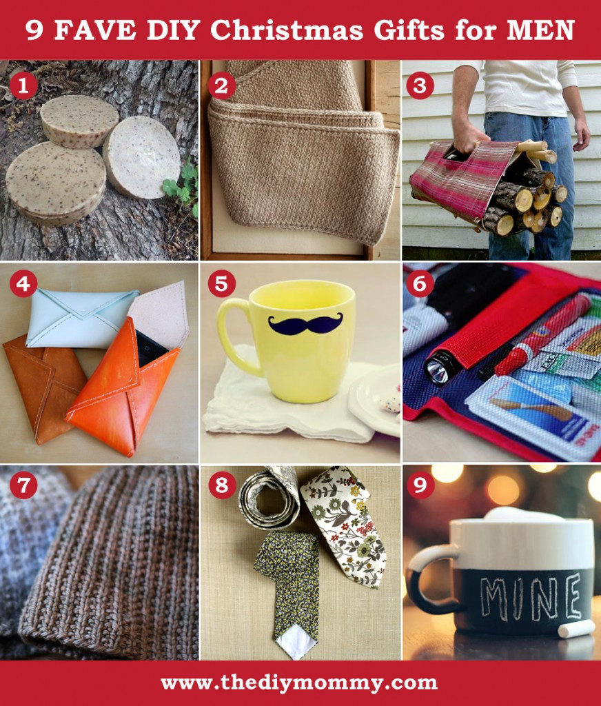 Best ideas about DIY Christmas Gift For Husband . Save or Pin A Handmade Christmas DIY Gifts for Men Now.