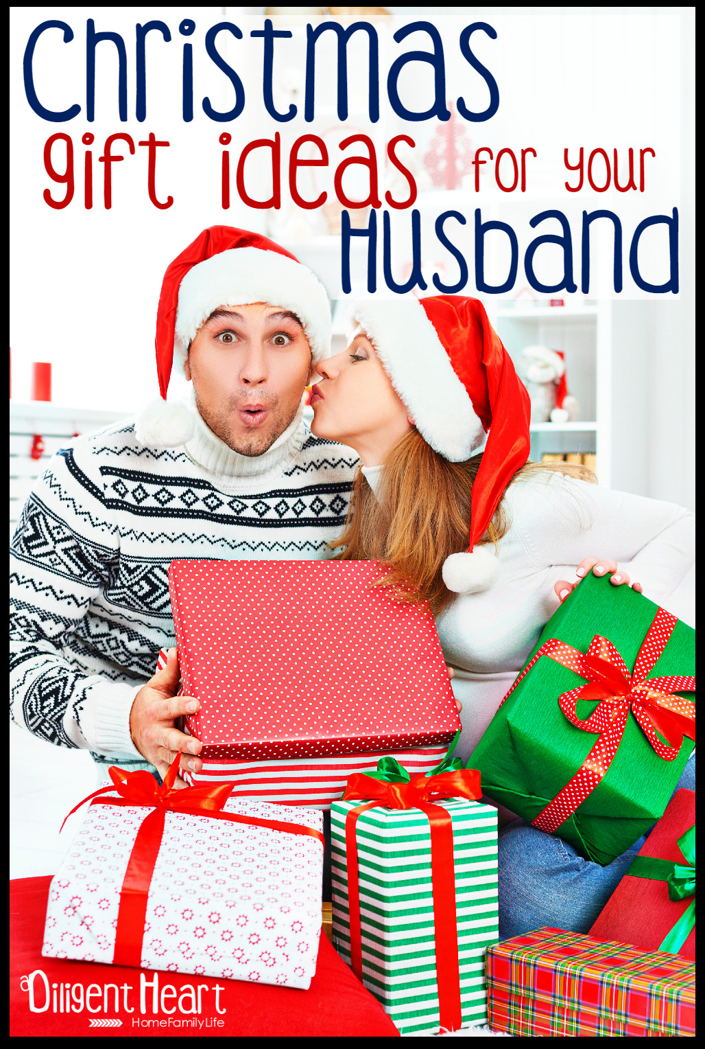 Best ideas about DIY Christmas Gift For Husband . Save or Pin Christmas Gift Ideas For Your Husband Now.