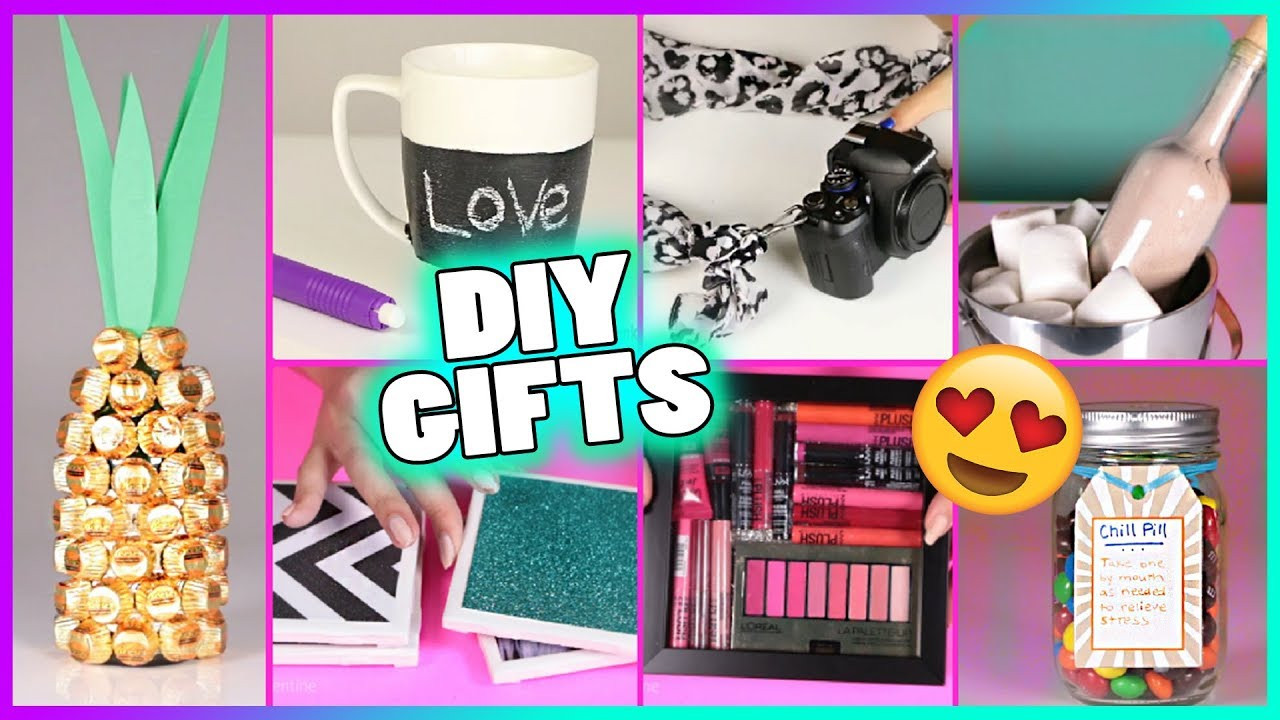 Best ideas about DIY Christmas Gifts For Best Friend . Save or Pin 15 DIY Gift Ideas DIY Gifts & DIY Christmas Gifts Now.