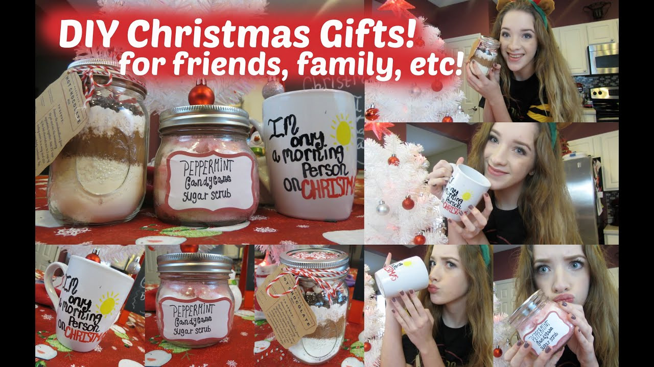 Best ideas about DIY Christmas Gifts For Family . Save or Pin DIY Christmas Gifts For Friends Family etc ♡ Now.