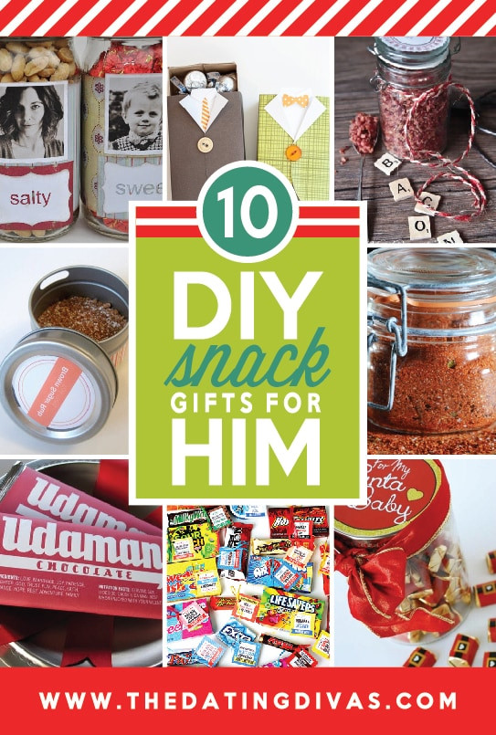 Best ideas about DIY Christmas Gifts For Husband . Save or Pin 101 DIY Christmas Gifts for Him The Dating Divas Now.