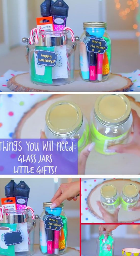 Best ideas about DIY Christmas Gifts For Teenagers . Save or Pin 35 DIY Christmas Gifts Every Teen Girl Wants for 2017 Now.