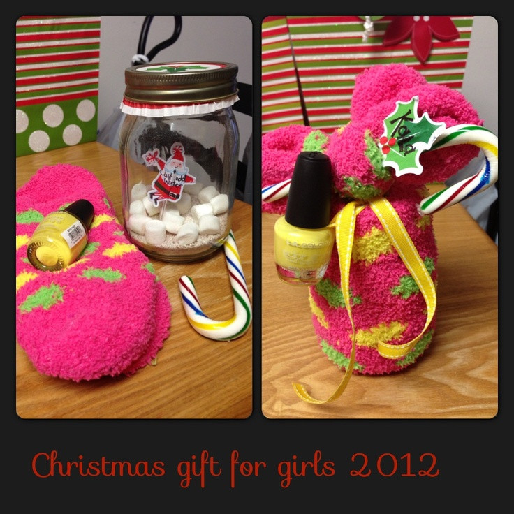 Best ideas about DIY Christmas Gifts For Teenagers . Save or Pin 285 best Gifts & Favors Mason Jar Style images on Now.