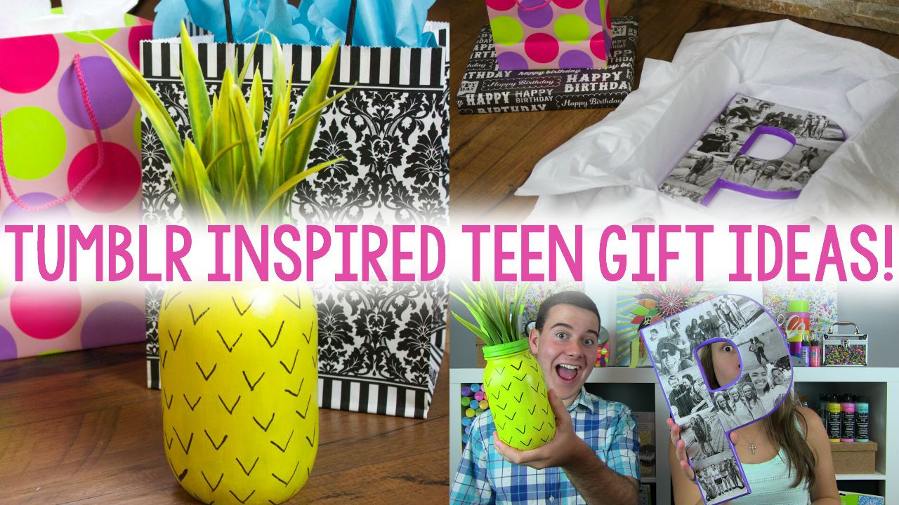Best ideas about DIY Christmas Gifts For Teenagers . Save or Pin DIY Teen Gift Ideas Now.