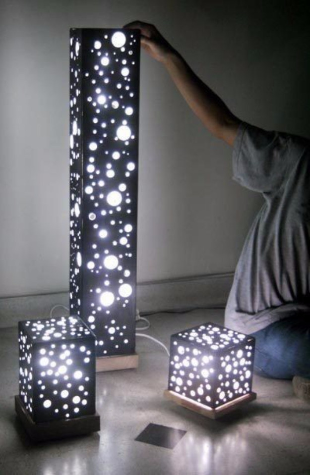 Best ideas about DIY Christmas Light . Save or Pin 15 Astonishing Ways To DIY With Your Christmas Lights Now.