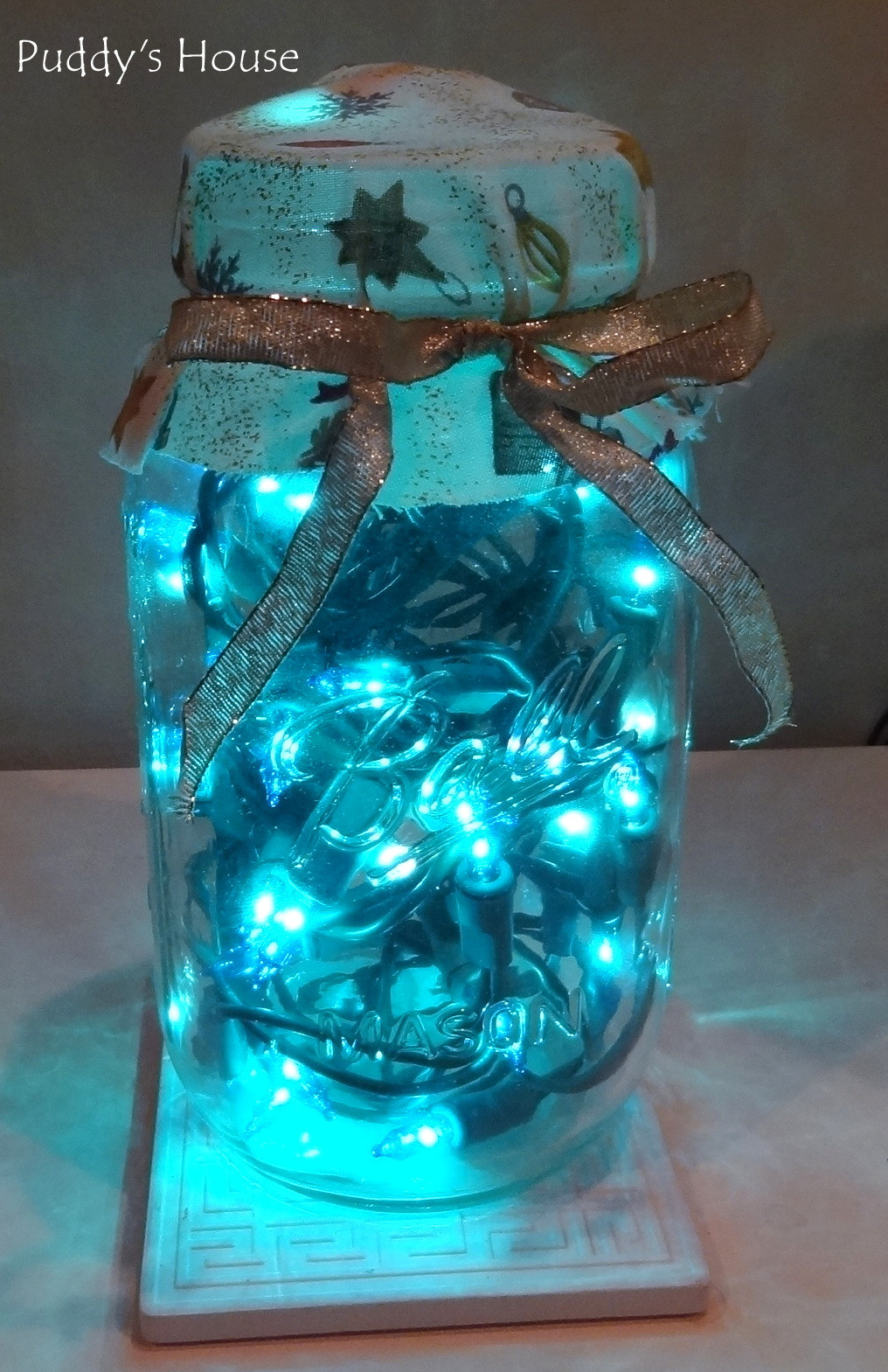 Best ideas about DIY Christmas Lights . Save or Pin DIY Christmas Decorations – Puddy s House Now.