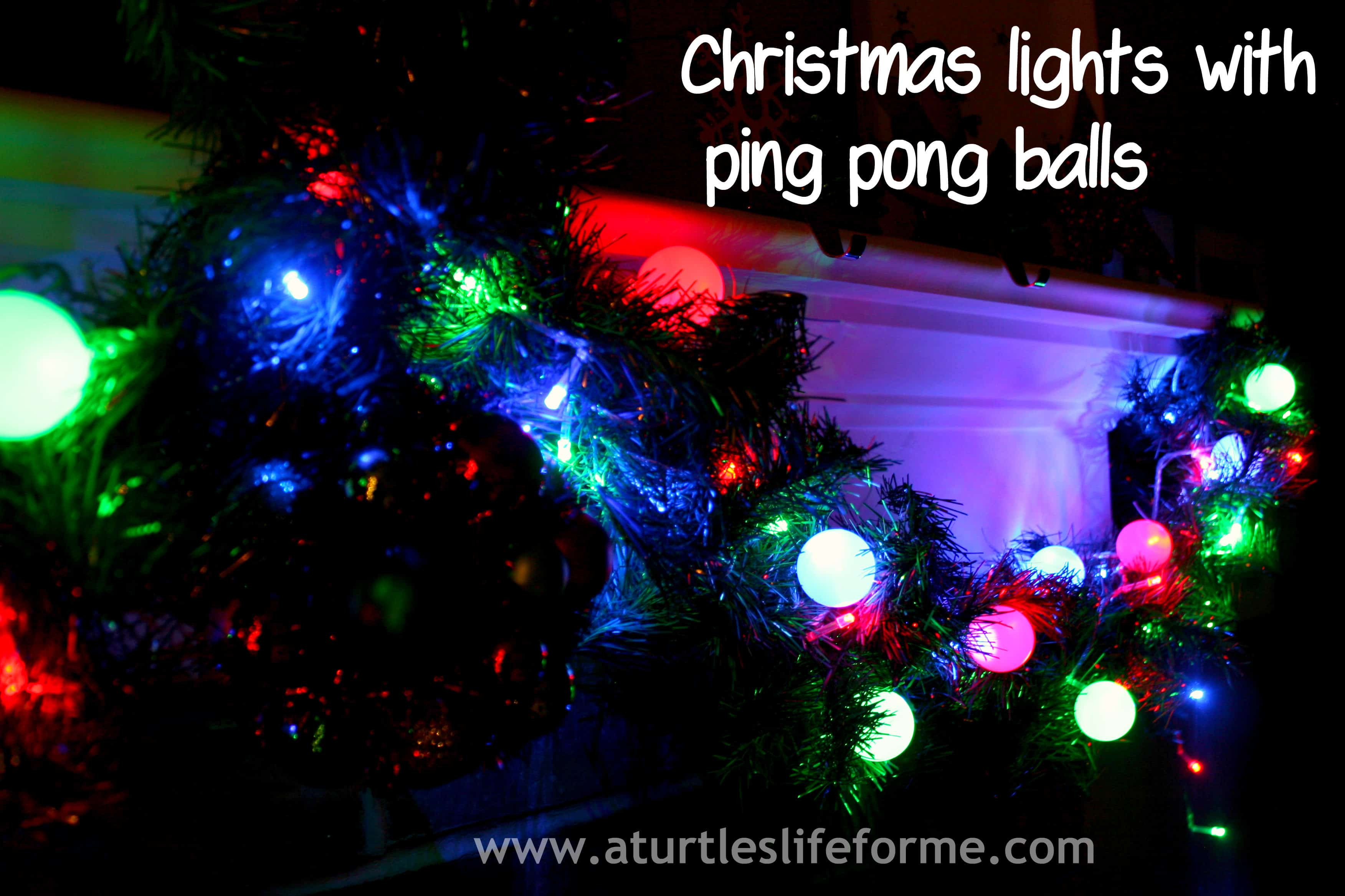 Best ideas about DIY Christmas Lights . Save or Pin DIY Christmas lights and Glitter Stars A Turtle s Life Now.