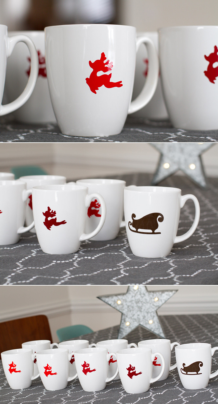 Best ideas about DIY Christmas Mug . Save or Pin DIY Christmas Mugs Now.