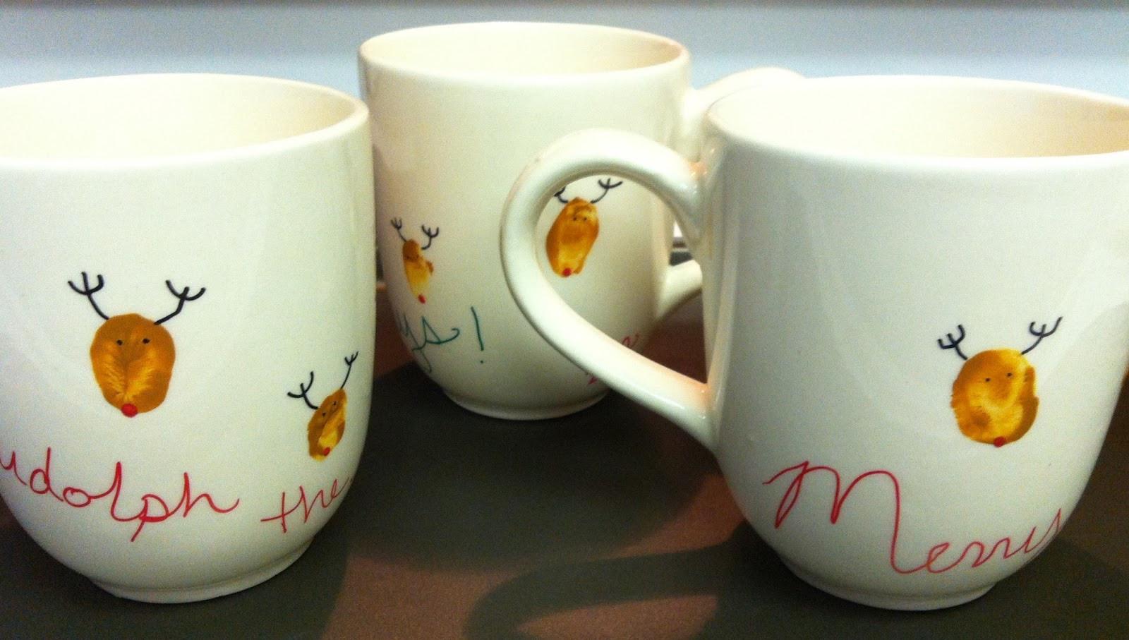 Best ideas about DIY Christmas Mug . Save or Pin Handmade by CJ DIY Christmas Sharpie Mugs Now.