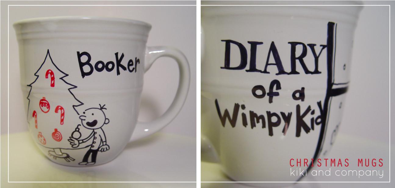 Best ideas about DIY Christmas Mug . Save or Pin DIY Christmas Mugs I Heart Nap Time Now.